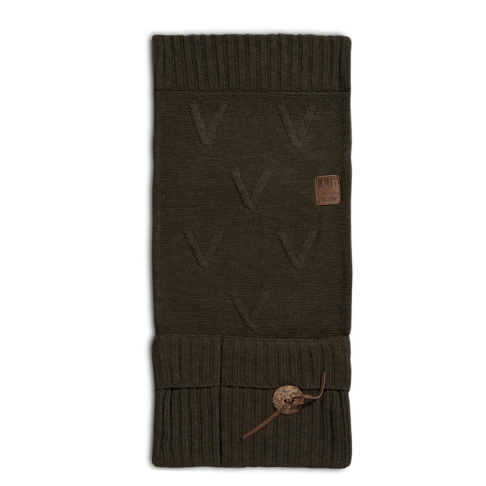 Pocket Aran Groen