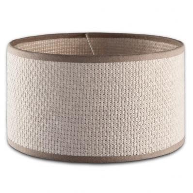 Knit Factory lampenkap gerstekorrel beige