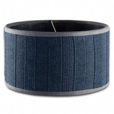 Knit Factory lampenkap gerstekorrel jeans