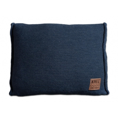 Knit Factory gebreid kussen