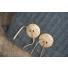Knit Factory gebreid kussen Aran