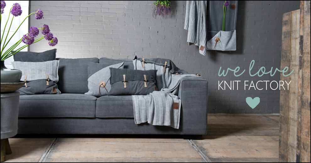 Koop nu Knit Factory Pockets bij BeauDecoration