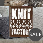 Knit Factory SALE | BeauDecoration